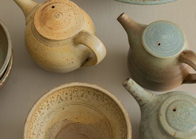 stoneware-teapots-david-collins-pottery