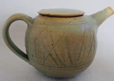 Artisan Ceramic Teapot | David Collins Pottery