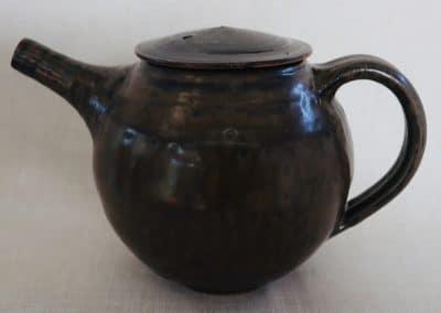 Artisan Stoneware Teapot | David Collins Pottery