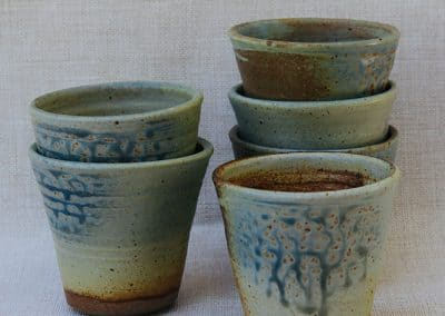 Handmade Ceramic Cups | David Collins Pottery