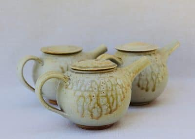 Handmade Stoneware Teapot | David Collins Pottery