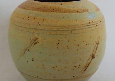 Handmade Stoneware Vase | David Collins Pottery