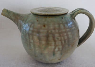 Japanese Teapot | David Collins Pottery